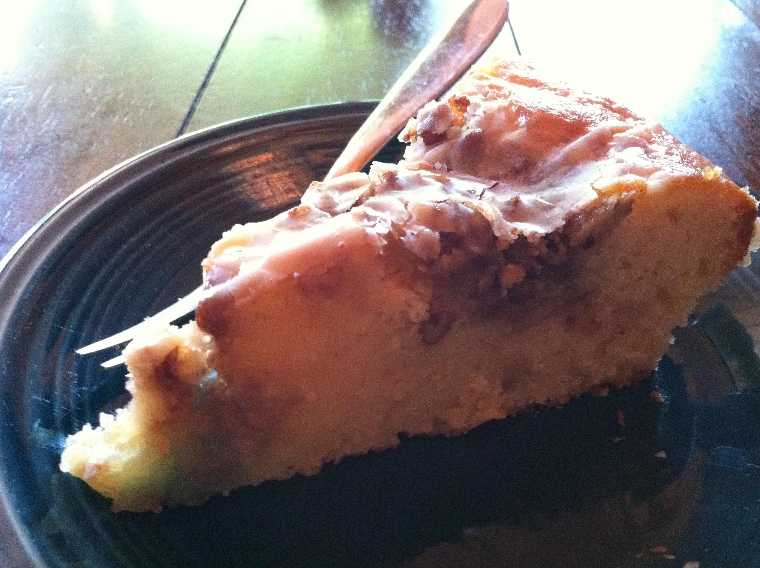 Honey Bun Cake Cake Doctor
