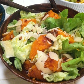 Gluten-Free Thanksgiving Recipes II: Stuffing 'N' Salad