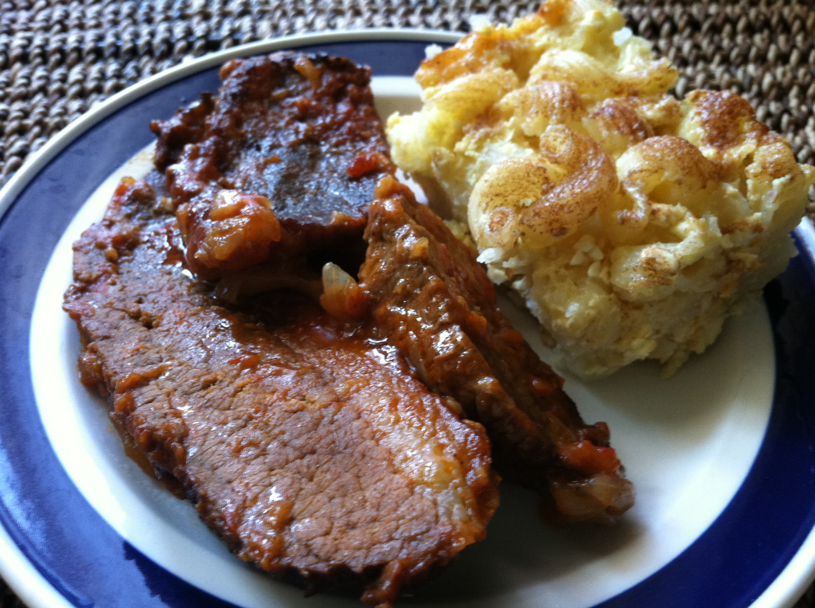 Gluten-Free Kugel & Brisket When You're Allergic to ...