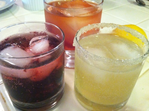 gluten-free summer cocktails