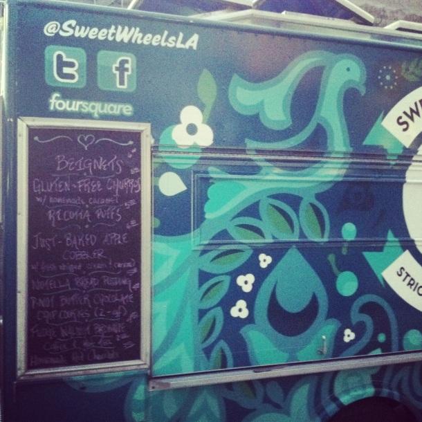 gluten-free food truck