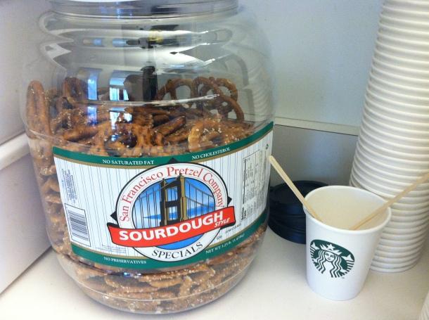 gluten-free office