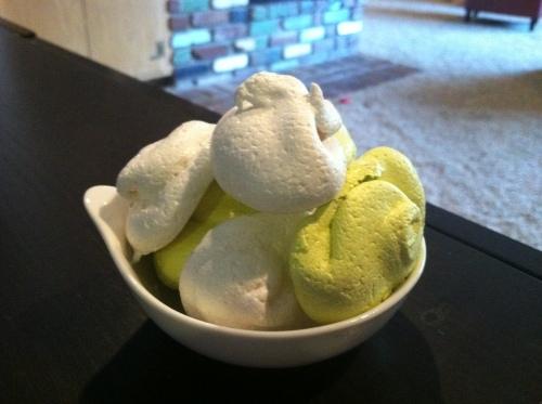 gluten free meringue