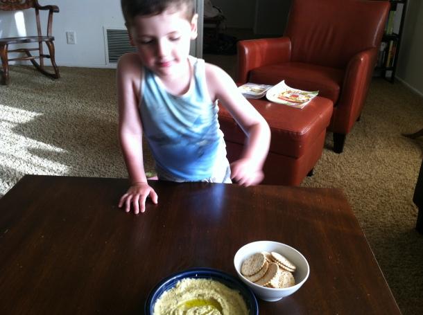gluten-free kid