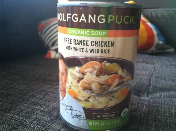 gluten=free chicken noodle soup