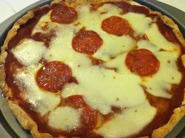 gluten-free pizza thomas keller