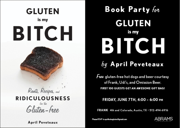 gluten is my bitch party