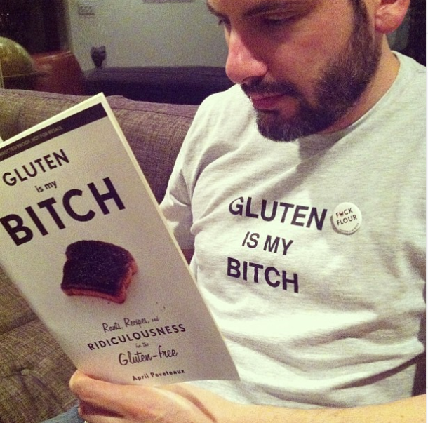 gluten-free father's day