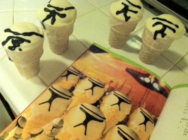 gluten-free ice cream cones