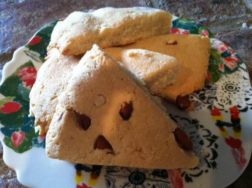 gluten-free scones paleo