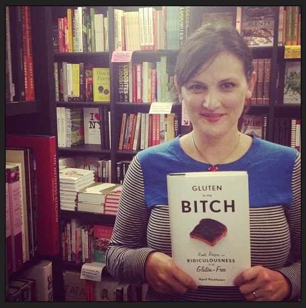 The Day GIMB Came Out, At Book Soup