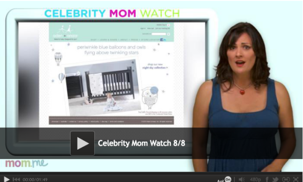 celebrity mom watch