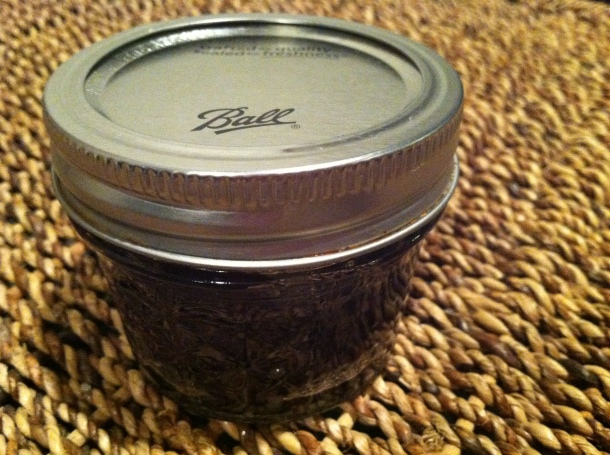 gluten-free jam