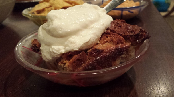 gluten-free bread pudding