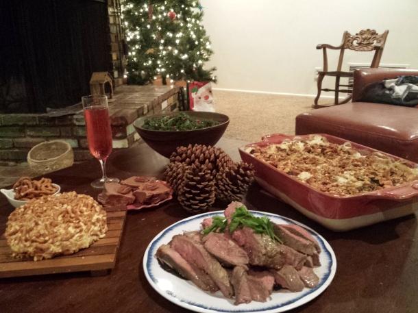 gluten-free christmas dinner