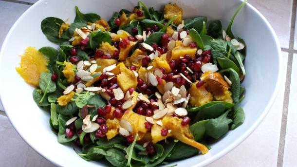 salad csa recipe