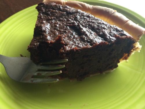 sugar free gluten free pie