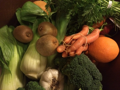 gluten-free CSA Box recipes