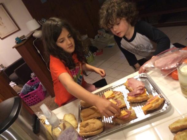 gluten-free sandwiches