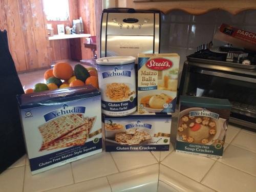 gluten-free passover