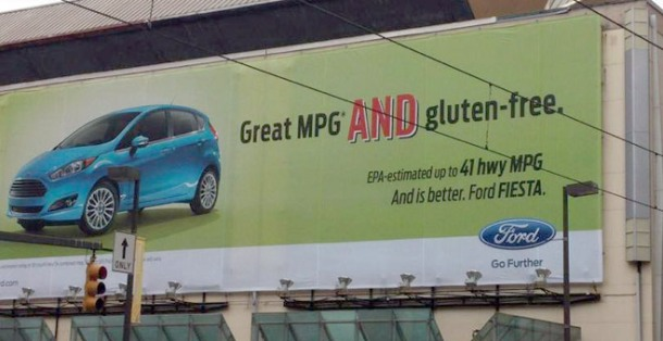 ford-gluten-free-billboard