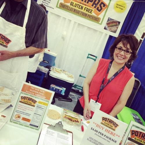 gluten-free tortilla