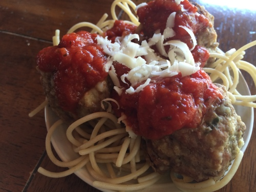 gluten-free italian meatballs