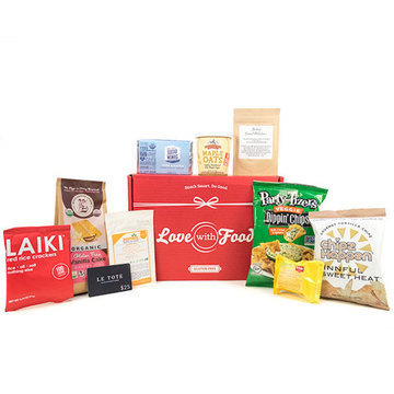gluten-free food box giveaway