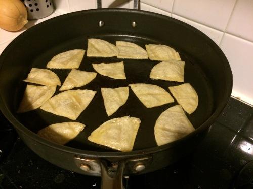 gluten-free, dairy-free tortilla chips