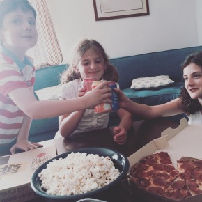 It's a (Gluten-Free) Pizza Hut Party!