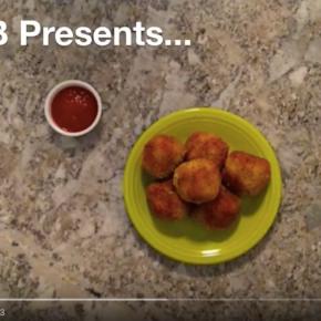 GIMB Presents . . . Rice Balls withPeas
