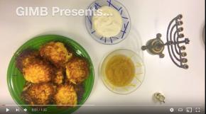 GIMB Presents . . . Gluten-FreeLatkes